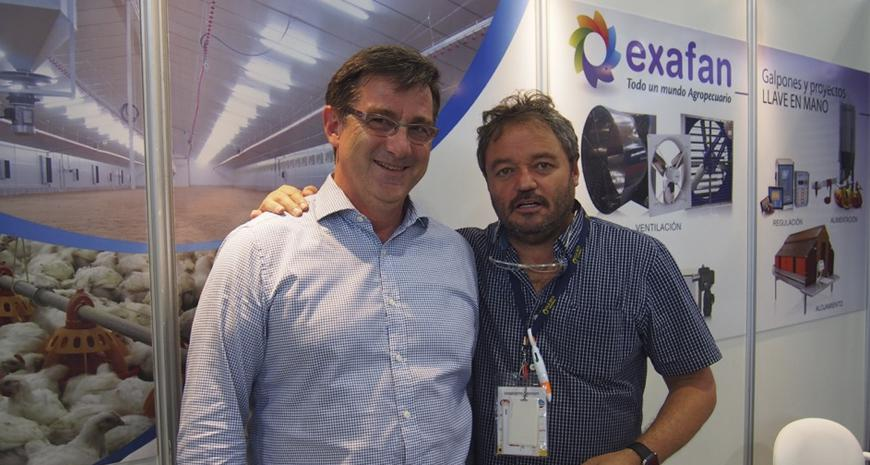 EXAFAN is present at Guayaquil, Ecuador 2015